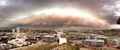 Phoenix storm, 9/27/14 #poisonedweather