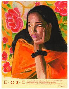Pausa: Ilustração: Titouan Lamazou - O homem que ama as mulheres