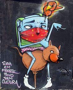 Characters By Ignoto - Sao Paulo (Brazil)