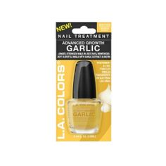 Made with garlic extract & biotin Garlic Advanced Growth Formula reinforces soft and brittle nails to create longer stronger nails in days. Nail Treatment, Skin Treatments, Sephora, Garlic Extract, Brittle Nails, La Colors, Stronger Nails, How To Grow Nails, Formulas