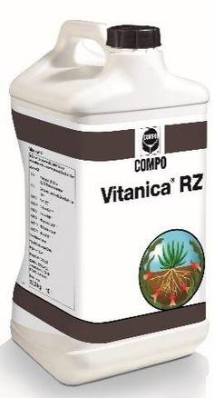 Vitanica® RZ ΔΟΣΟΛΟΓΙΑ 1-2 λίτρα /στρέμμα Υγρός ριζοδιεγέρτης με υψηλή περιεκτικότητα σε αυξίνες από το εκχύλισμα φυκιών Ecklonia Μaxima. Για ισχυρό και καλά αναπτυγμένο ριζικό σύστημα. Εφαρμόζεται στο στάδιο μετά τη μεταφύτευση.