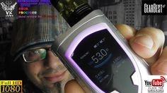 Smok Procolor mod reviewed by Vk vape's (Greek - Ελληνικά)