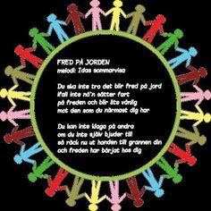 Om en vecka är det FN-dagen och den ska vi uppmärksamma på förskolan, därför tänker jag tipsa lite om vad man kan göra. Vi kommer att låt...