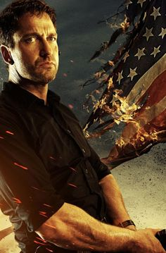 Gerard Butler❤︎ Olympus Has Fallen -- This was actually a lot better than I thought it would be. Definitely on my re-watch list.