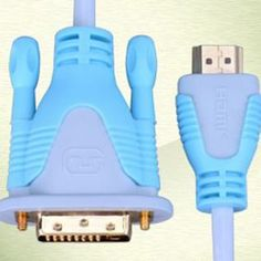 DVI to HDMI, HDMI to DVI Cable, Two-way System Conversion For PC LCD TV HDTV DVD, 1.5m-5m