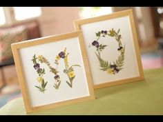 How To Make Pressed Flowers - Kin Community