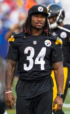 b079e38bd DeAngelo Williams -I love this man for supporting breast cancer by dying  his braids pink!