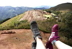 Voormalig Inca site El Feurte, nabi...