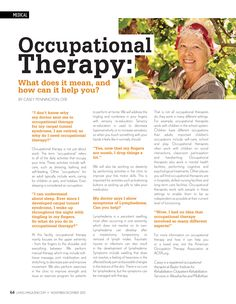 Occupational Therapy Assistant (OTA) b music australia