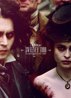 30 days of movies. day 9- a movie you know practically the whole script of- Sweeney Todd