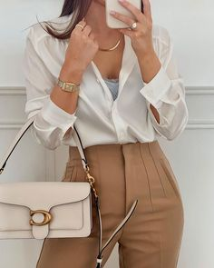 Business Casual Outfits, Professional Outfits, Office Outfits, Mode Outfits, Cute Casual Outfits, Stylish Outfits, Fall Outfits, Fashion Outfits, New Outfits