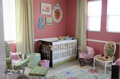Elise  Transitional (Eclectic) Kid's Room by Melissa Lane
