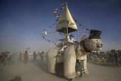 Burning Man Festival, 2015