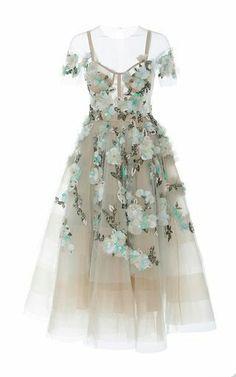 white embroidered naked dress
