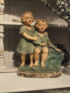 Plaster Sculpture, Sculptures, Vintage Decor, Vintage Antiques, Glass Dolls, Antique Iron, Iron Doors, Door Stop, Door Knockers