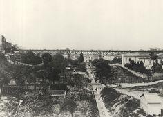 Memória -  Vale do Anhangabaú 1903