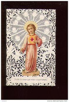 Documentos antiguos > Cromos & Imágenes > Imágenes Religiosas - Delcampe.net