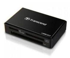 TRANSCEND CARD READER WRITER MULTI RDF8 USB 3.0 DATA