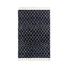 Home Republic - Nordic Rug Indigo & Natural Large Linen Lover, Sale Items, Mat Rugs, Home Republic, Rugs, Nordic, Homeware, Adair, Stylish Rugs