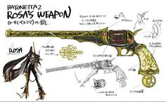 Image result for bayonetta weapons