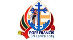 Hace unos días se dio a conocer un video con el logo de la próxima visita del Papa Francisco a Sri Lanka, que se realizará del 13 al 15 de enero de 2015.