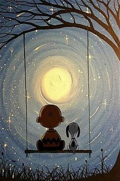 Charlie Brown and Snoopy under the moon. - Gema - Charlie Brown and Snoopy under the moon. Charlie Brown and Snoopy under the moon. Peanuts Snoopy, Comics Peanuts, Snoopy Et Woodstock, Peanuts Cartoon, Snoopy Comics, Charlie Brown Et Snoopy, Charlie Brown Quotes, Snoopy Pictures, Funny Pictures