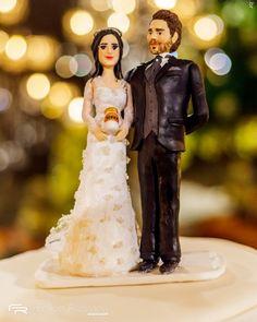 Topos de bolo personalizados são muito legais e ainda mais porque pode vir a ser um objeto de decoração na sua casa!