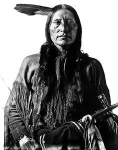 Chief Scabby Bull (Arapaho)