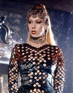 Morgana le Fay (or sometimes just Morgana) is the main antagonist in the 1981 live action fantasy film, Excalibur. She was portrayed by Helen Mirren. Helen Mirren Excalibur, Helen Miran, John Boorman, Morgana Le Fay, Roi Arthur, Dame Helen, Star Wars, Porno, Anakin Skywalker
