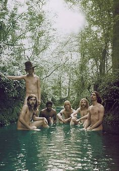 """The Allman Brothers Band """"There's only one way out, one way out and that's the door. There's a man down there, might be your man I don't know' ;-)"""