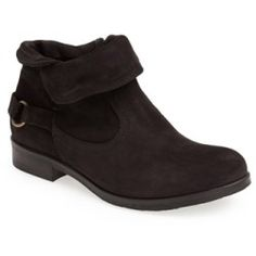 Cordani 'Palo' Wired Cuff Bootie (Women) Black 40 EU