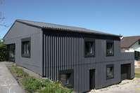 2dB dubail boillat house on Architizer