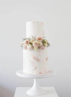 Featured Wedding Cake:Sweet Bakes;www.sweetbakes.com.au; Wedding cake idea.