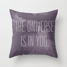 Forged in the Stars Throw Pillow by Grace Kelly McConnell - $20.00