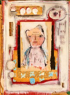 Lynn Whipple's Wordplay Painting Online Class | #CarlaSonheim