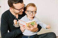Inspired by Jonas Paul Harrison, JPE is stylish glasses for children.