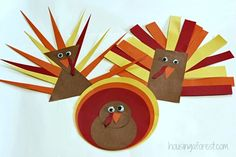 30 kids Thanksgiving crafts that will brighten up your holiday table: Getting festive for the holidays