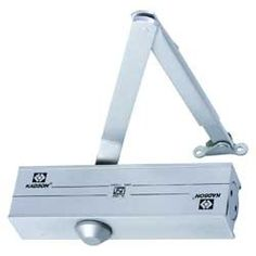 We are proficient in manufacturing and supplying an assortment of open-able & concealed Precision Hydraulic Door Closers KE-300. These closers are fixed on the top of the door and offered in lever or pelmet arm. These products are manufactured by using high grade aluminum and other components, which ensures its smooth sliding and sturdiness