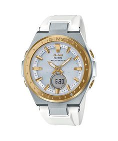 12837aa2637d Baby-G MSG-W225-7AJR with Swarovski Crystal for 25th Ann.