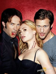 A Eric & Bill Sandwich Yummy | True Blood