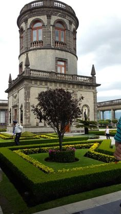 Castillo de Chapultepec.  México