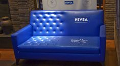 Guerilla Marketing Beispiel NIVEA