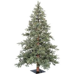 4 Foot Pre-Lit Christmas Trees   Meijer The Christmas Shop Christmas Trees Artificial Prelit Trees