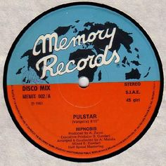 Hipnosis - Pulstar / End Title (Blade Runner)