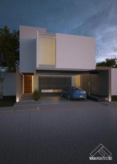61 mejores im genes de casa mediterranea casas for Casa minimalista tlalpan