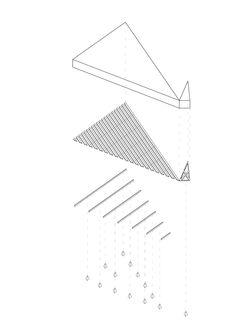 Triangular bed - June14