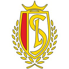 rcsc charleroi team logos pinterest sports clubs