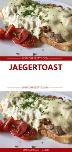 jaegertoast 😍 😍 😍 with rotisserie chicken dinner Meatloaf Recipe With Cheese, Beef Meatloaf Recipes, Classic Meatloaf Recipe, Meat Loaf Recipe Easy, Stuffing Recipes, Easy Meatloaf, Easy Crockpot Chicken, Crockpot Recipes, Tostadas