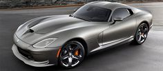 The 2014 SRT Viper GTS Anodized Carbon Edition