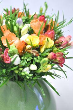Favorite flowers ever ... Fresia